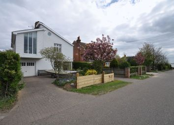 Thumbnail 4 bed detached house for sale in Sea Nook, Beach Road, West Mersea