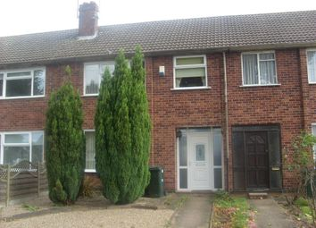 Thumbnail 3 bed terraced house to rent in Holyhead Road, Coundon, Coventry