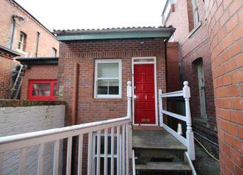 Thumbnail 1 bed flat to rent in Otterburn Villas, Jesmond, Newcastle Upon Tyne
