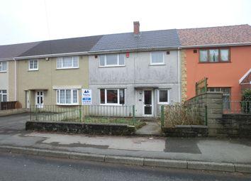Thumbnail 2 bedroom terraced house to rent in Solva Road, Clase, Swansea