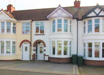 3 bed terraced house for sale in Southbank Road, Coventry CV6