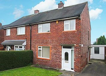 Thumbnail 3 bedroom semi-detached house for sale in School Lane, Dronfield, Derbyshire