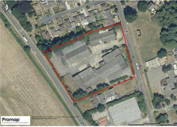 Thumbnail Land for sale in Residential Redevelopment Site, Wimblestraw Road, Wallingford, Wallingford