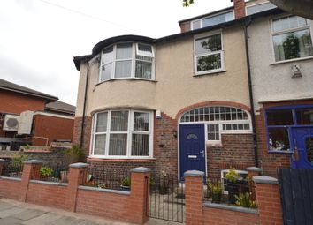 Thumbnail 4 bed end terrace house for sale in Hougoumont Avenue, Liverpool