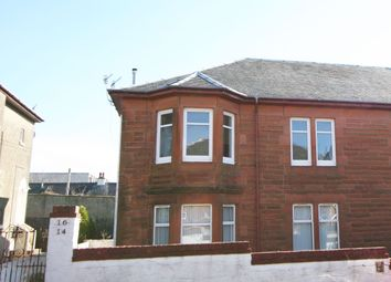 Thumbnail 1 bed flat for sale in Hutcheson Drive, Largs