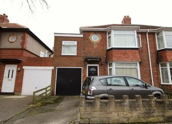 Thumbnail 3 bedroom semi-detached house for sale in Ridgewood Villas, Gosforth, Newcastle Upon Tyne