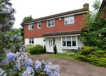 Thumbnail 4 bed detached house for sale in Welsummer Way, Cheshunt, Waltham Cross