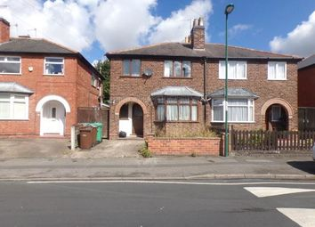 Thumbnail 3 bed semi-detached house for sale in Broomhill Road, Nottingham, Nottinghamshire
