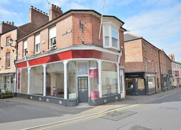Thumbnail Commercial property for sale in Market Place, Melton Mowbray