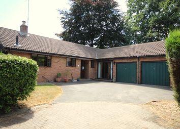 Thumbnail 5 bed detached bungalow for sale in Down Lodge Close, Alderholt