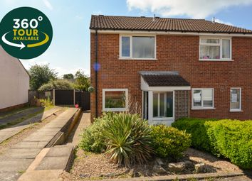 Thumbnail 2 bed semi-detached house for sale in Acorn Way, Wigston, Leicester