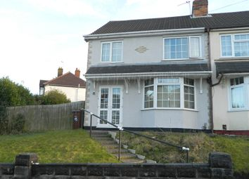 Thumbnail 3 bed semi-detached house for sale in Portway Road, Bilston