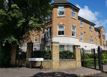 Thumbnail 2 bed flat to rent in Enders Close, Enfield