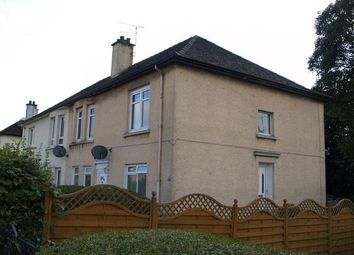 Thumbnail 2 bed flat to rent in Locksley Avenue, Knightswood, Glasgow