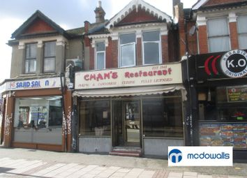 High Street North, London E12. Commercial property to let