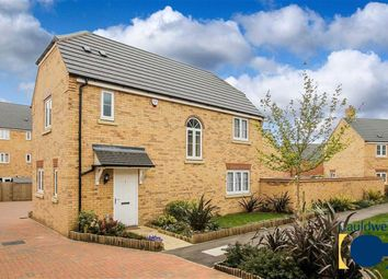 Thumbnail 3 bedroom detached house for sale in Temple Crescent, Oxley Park, Milton Keynes, Bucks