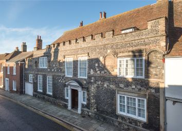 Thumbnail 7 bedroom detached house for sale in High Street, Sandwich, Kent