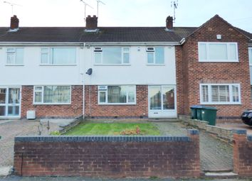 Thumbnail 3 bed terraced house for sale in Beake Avenue, Whitmore Park, Coventry