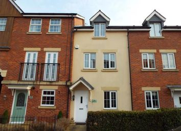 Thumbnail 4 bedroom terraced house for sale in Abbey Park Way, Weston, Crewe, Cheshire