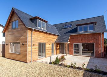 Thumbnail 4 bed detached house for sale in Arundells, Whitehall Lane, Checkendon