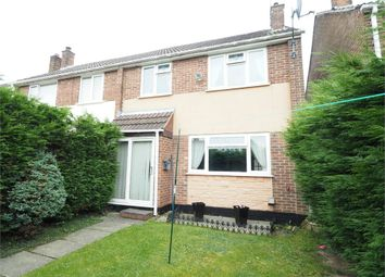 Thumbnail 3 bedroom semi-detached house for sale in Elmtree Avenue, Selston, Nottingham