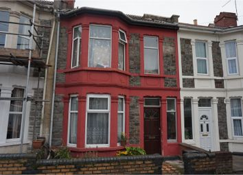 Thumbnail 2 bed terraced house for sale in Westminster Road, Whitehall