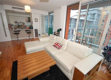 Thumbnail 2 bed flat to rent in Leftbank, Manchester
