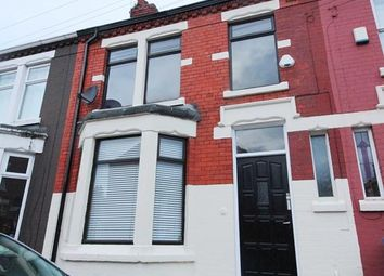 Thumbnail 3 bed terraced house to rent in Nithsdale Road, Wavertree, Liverpool