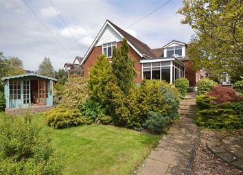 Thumbnail 4 bedroom detached house for sale in Monfa, Pine Tree Way, Pine Tree Way, Newtown, Powys