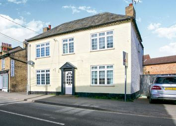 Thumbnail 4 bed detached house for sale in High Street, Somersham, Huntingdon