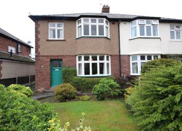 Thumbnail 3 bed semi-detached house for sale in 41 Croft Road, Carlisle, Cumbria