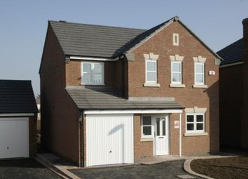 Thumbnail 4 bedroom detached house for sale in Oronsay Close, Hinckley