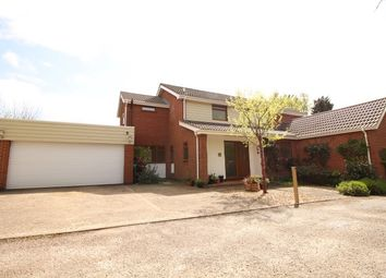 Thumbnail 4 bedroom detached house for sale in Main Street, Woodborough, Nottingham