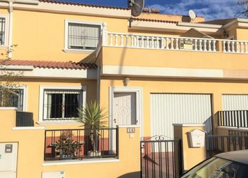 Thumbnail 4 bed town house for sale in Valencia, Alicante, San Isidro De Albaterra