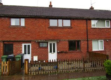 Thumbnail 3 bed terraced house for sale in 47 Springfield Road, Carlisle, Cumbria