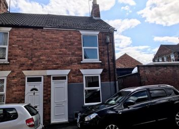 Thumbnail 2 bed end terrace house for sale in College Street, Grantham