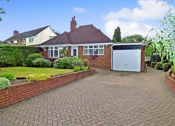 Thumbnail 2 bedroom detached bungalow for sale in Pikemere Road, Alsager, Stoke-On-Trent