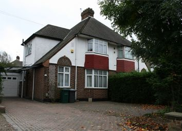 Thumbnail 2 bedroom semi-detached house for sale in Barnet Way, London