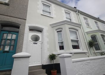 Thumbnail 2 bed terraced house to rent in Hotham Place, Stoke, Plymouth
