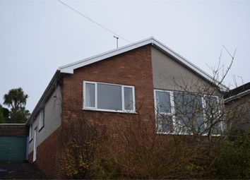 Thumbnail 4 bed detached bungalow to rent in 2 Heatherslade Close, Langland, Swansea
