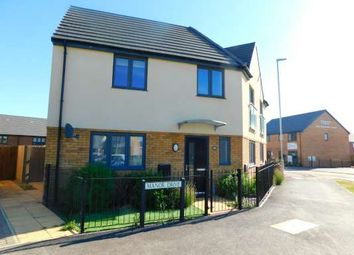 Thumbnail 3 bed semi-detached house to rent in Manor Avenue, Gunthorpe, Peterborough