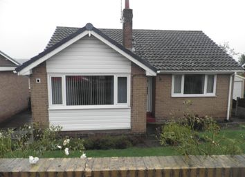 Thumbnail 2 bed detached bungalow to rent in Spring Vale Avenue, Worsbrough, Barnsley