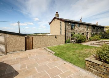 Thumbnail 4 bed cottage for sale in Cranberry Bottoms, Darwen