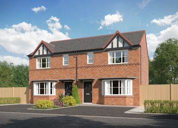 Thumbnail 3 bedroom semi-detached house for sale in New Chester Road, Bromborough, Wirral