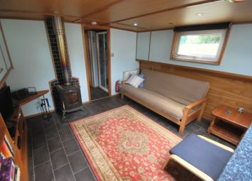 Thumbnail 1 bed houseboat for sale in Hyde Place, The Hyde, Milton, Abingdon