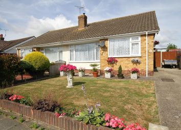 Thumbnail 2 bed semi-detached bungalow for sale in Burnan Road, Whitstable