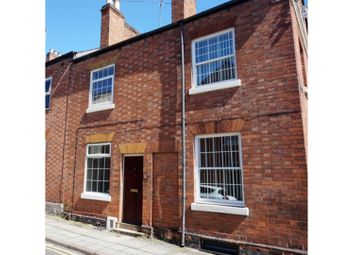 Thumbnail 3 bed terraced house for sale in West Street, Leicester