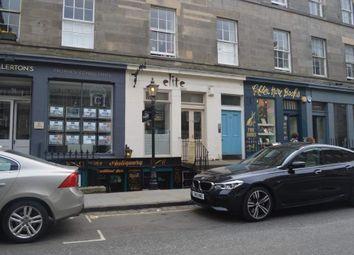 Thumbnail Retail premises to let in 72 St. Stephen Street, Edinburgh