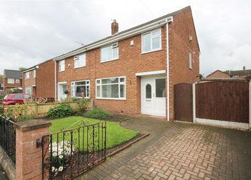 Thumbnail 3 bedroom semi-detached house for sale in Dorset Way, Woolston, Warrington