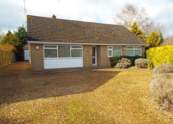 Thumbnail 3 bedroom detached bungalow for sale in Walnut Place, Gooderstone, King's Lynn